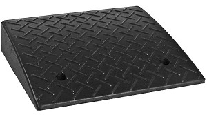 Heavy Duty Rubber Curb Ramps